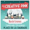Marché Créative pink à Toulouse